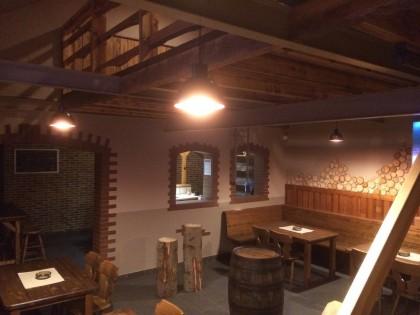 Wir haben erweitert. Eine weitere Etage für gemütliche Stunden bei frischem Bier vom Fass.